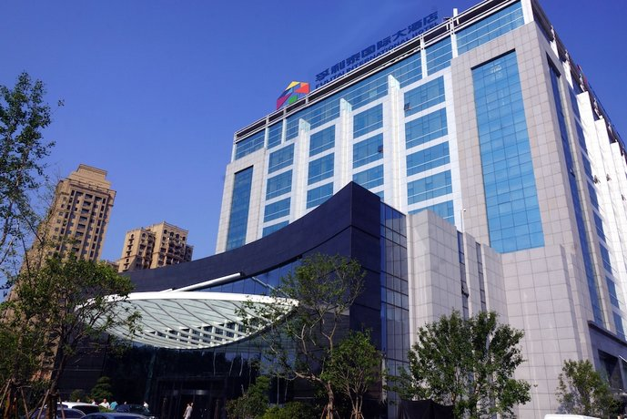 Yantai Meiya International ApartHotel Previous Ramada Plaza Images