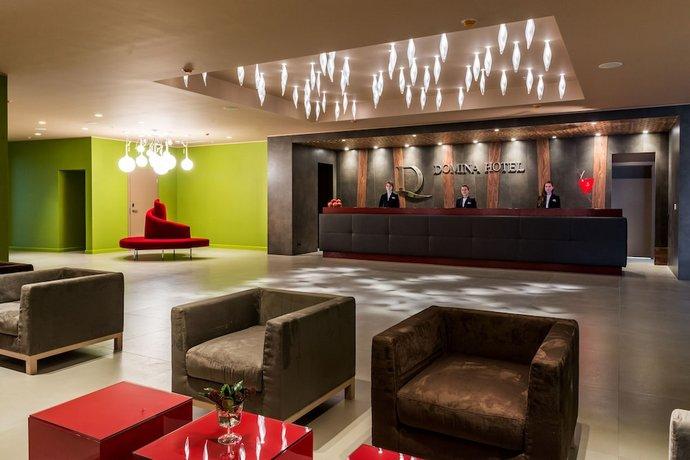Отель Домина