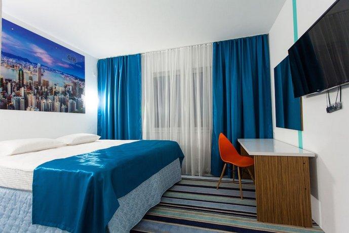Отель Global Sky
