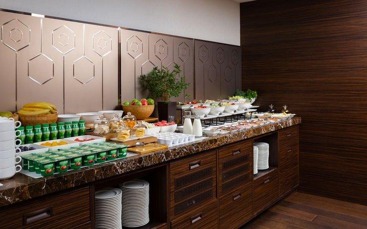 Отель Novosibirsk Marriott Hotel