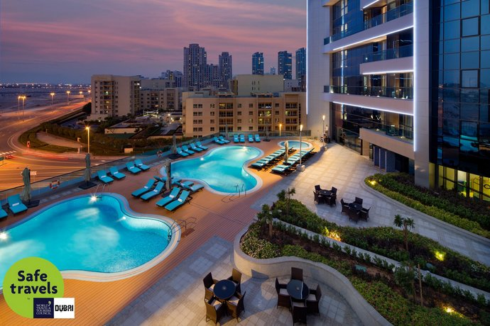Millennium Place Barsha Heights Hotel Images