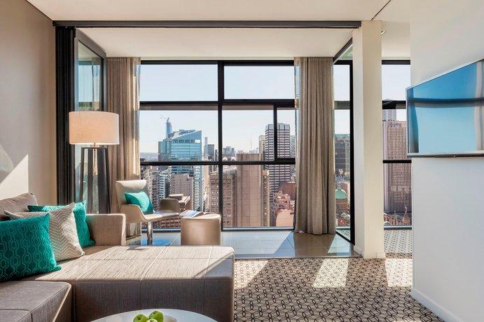 Photo: Fraser Suites Sydney