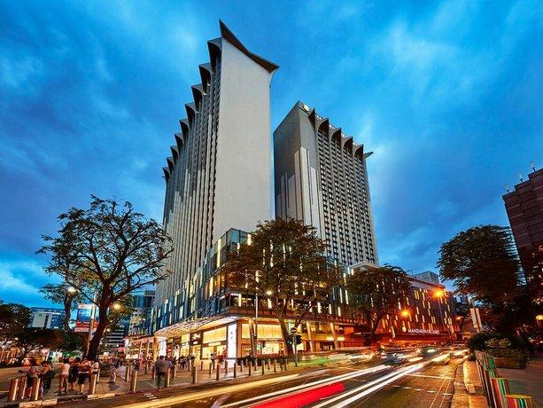 新加坡住宿