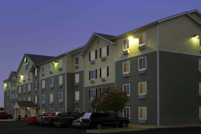 WoodSpring Suites Tulsa