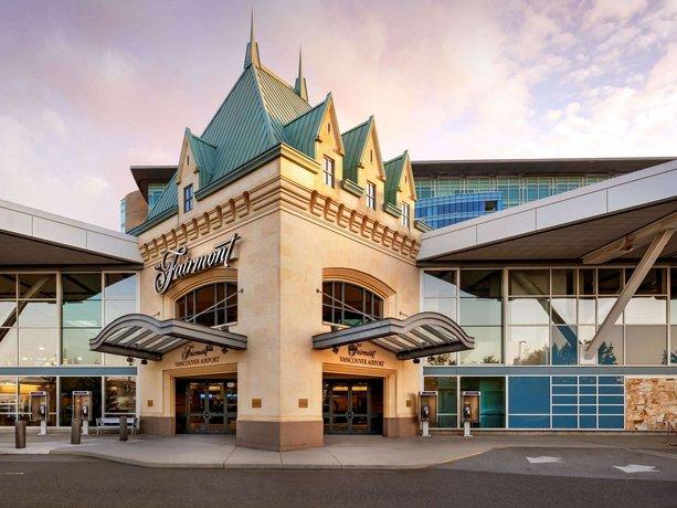 Fairmont Gold at Fairmont Vancouver Airport Images