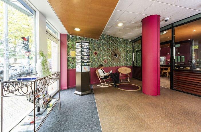 Teneo Apparthotel Bordeaux Gare Saint Jean