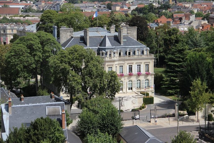 Hotel de Champagne Epernay