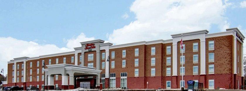 Hampton Inn & Suites Saint John Images
