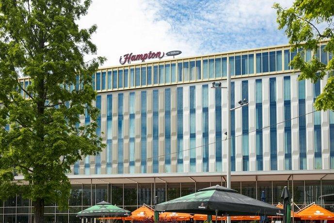 Hampton By Hilton Amsterdam Arena Boulevard