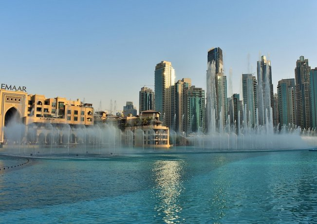 Crowne Plaza Dubai Images
