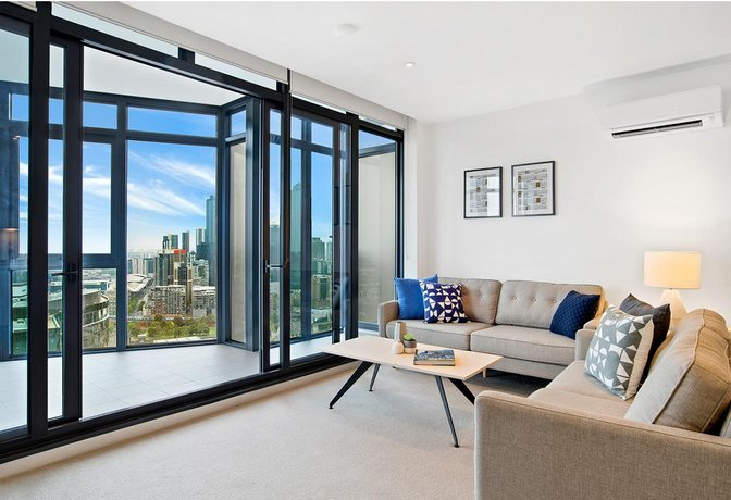 Photo: Nook Melbourne Bank Tower Apartments