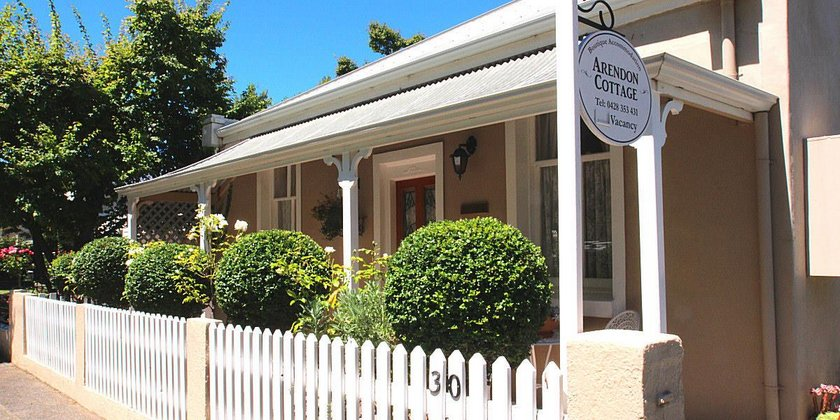 Arendon Cottage Images