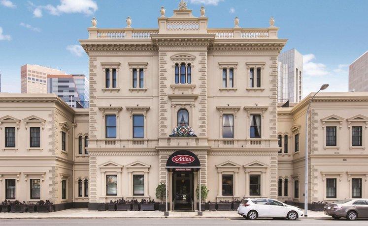 Photo: Adina Apartment Hotel Adelaide Treasury