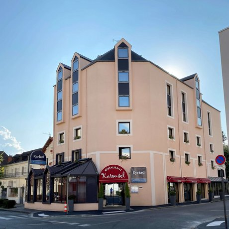 Kyriad Hotel Nevers Centre Images