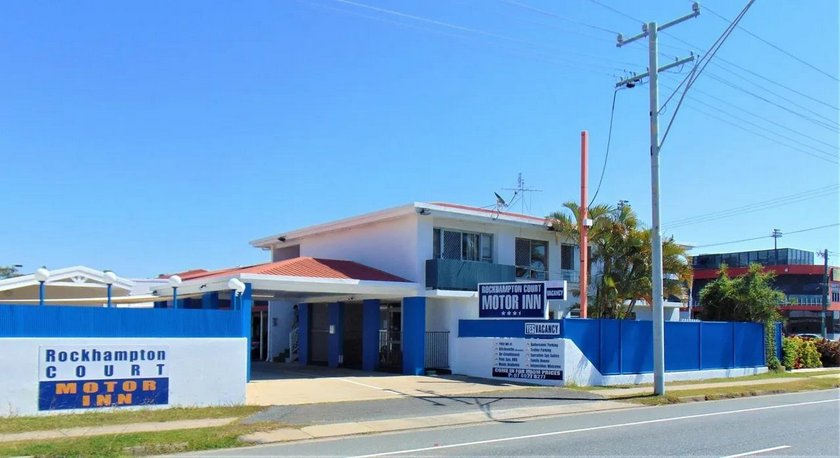Photo: Rockhampton Court Motor Inn