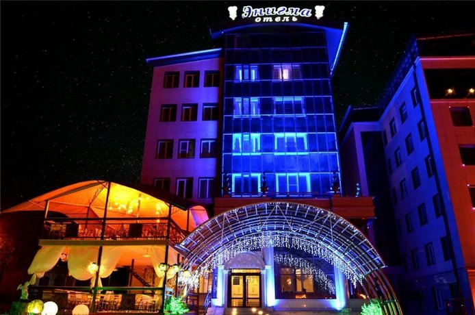 Hotel Enigma Khabarovsk