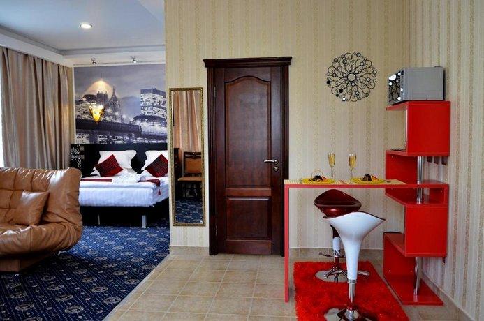 Отель Энигма