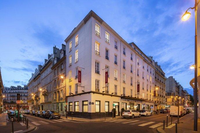 Le Rocroy Hotel Paris Gare du Nord