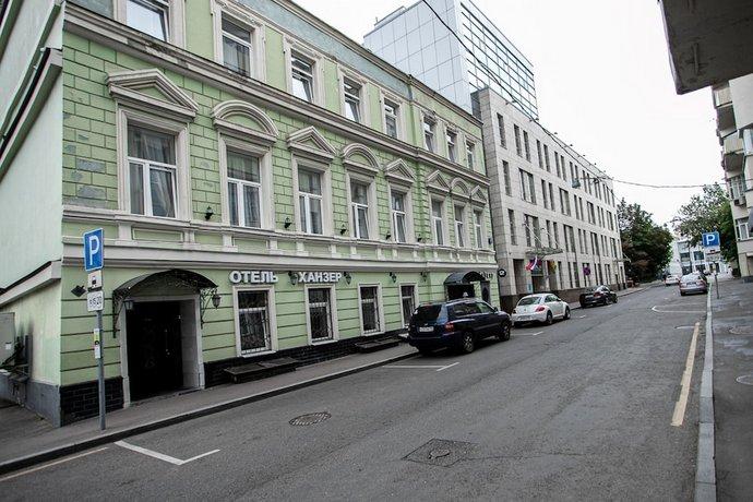 Отель Hanzer
