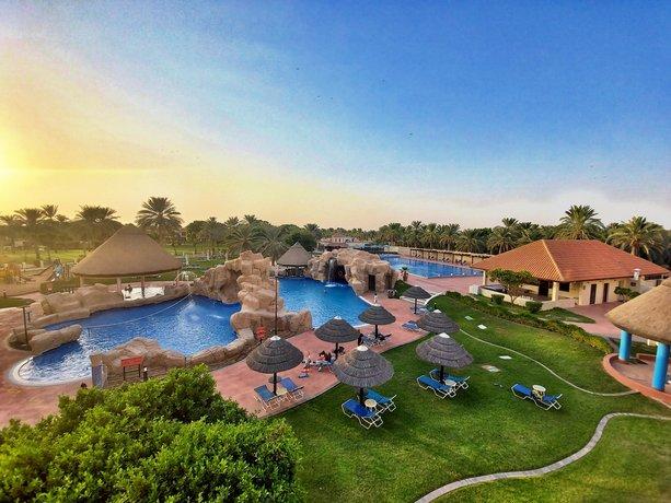Danat Al Ain Resort Images