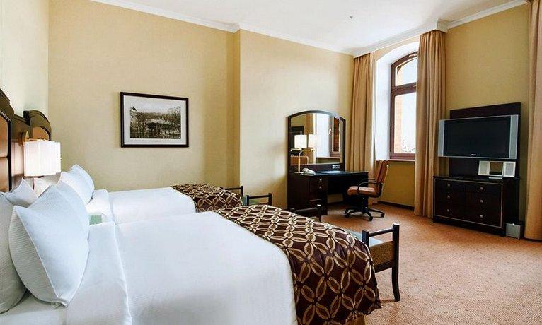 Гостиница Hilton Moscow Leningradskaya
