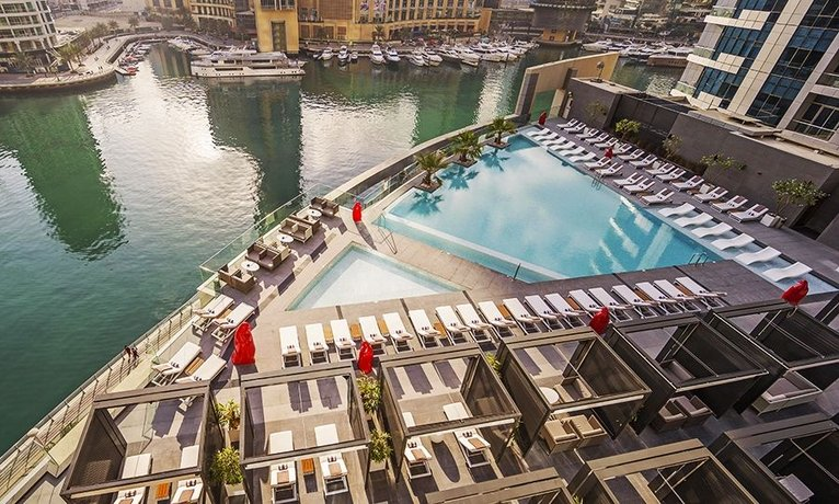 InterContinental Dubai Marina Images