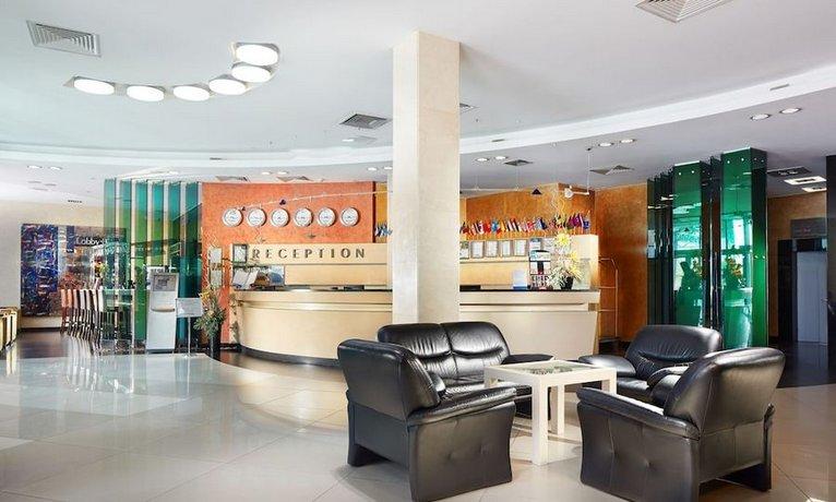 Отель и Бизнес-центр Victoria