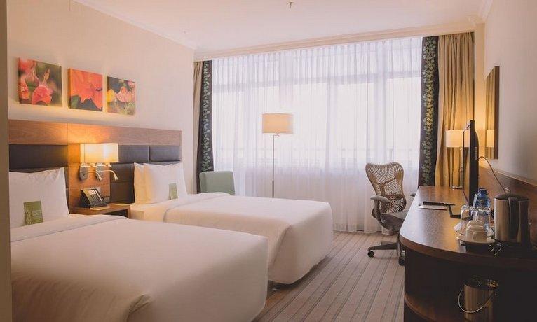 Отель Hilton Garden Inn Krasnoyarsk