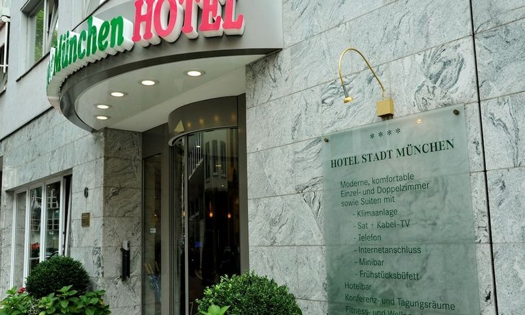 Hotel Stadt Munchen