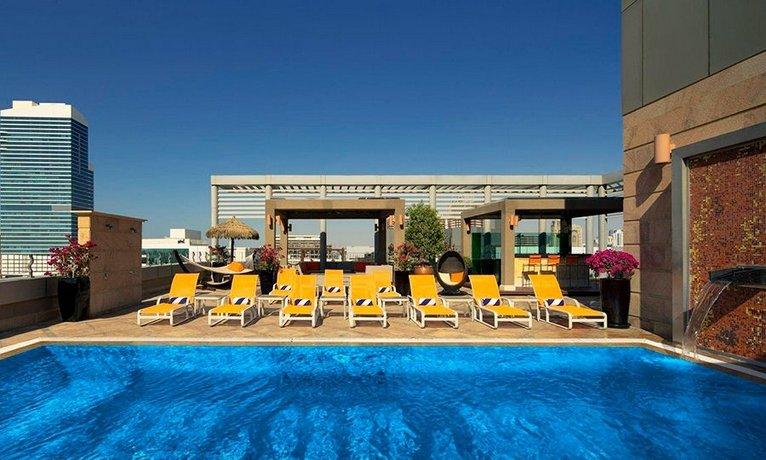 Radisson Blu Hotel Dubai Media City Images