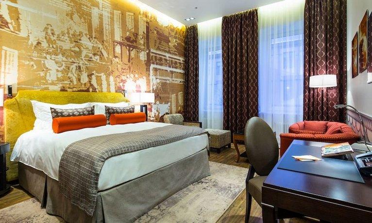 Отель Indigo - Чайковского