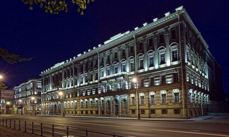 Гостиница The Bridge Hotel