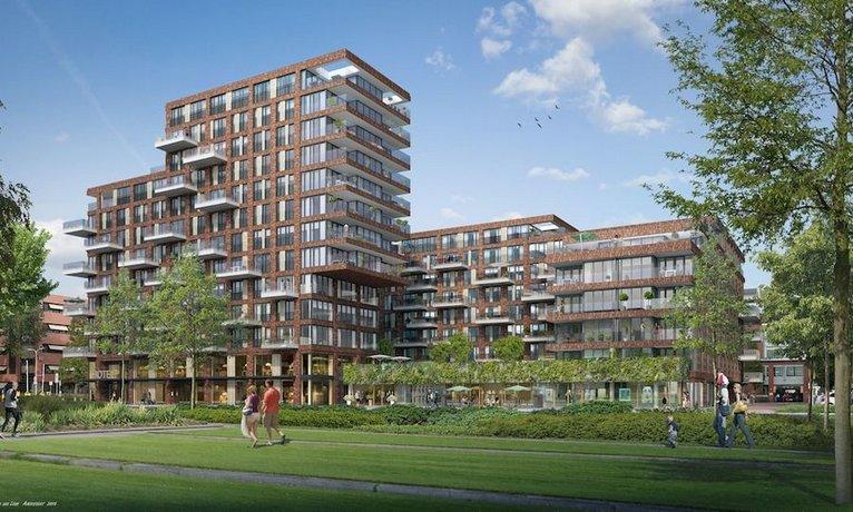 Cityden The Garden Amsterdam South