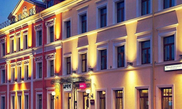 Отель Меркюр Москва Бауманская