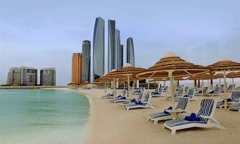 InterContinental Abu Dhabi Images