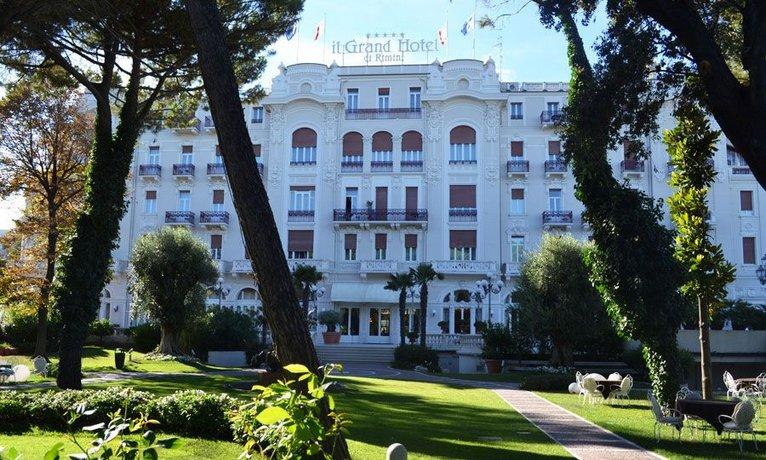 Grand Hotel Rimini e Residenza Parco Fellini