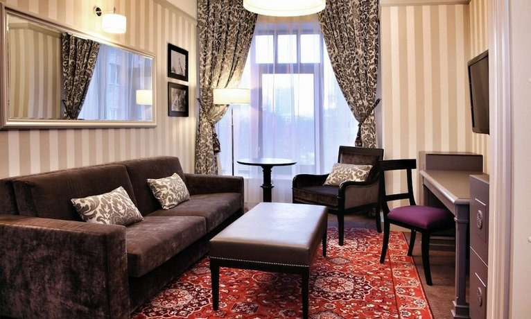 Гостиница Mercure Arbat Moscow