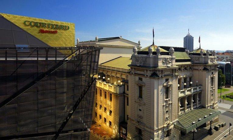 Courtyard by Marriott Belgrade City Center