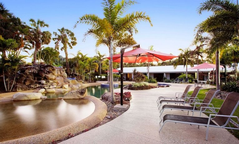 Photo: Mission Beach Resort