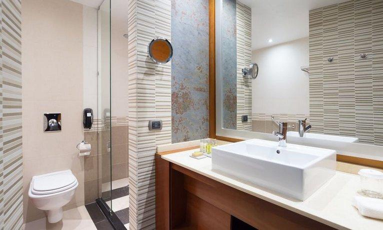 Отель Doubletree by Hilton Novosibirsk