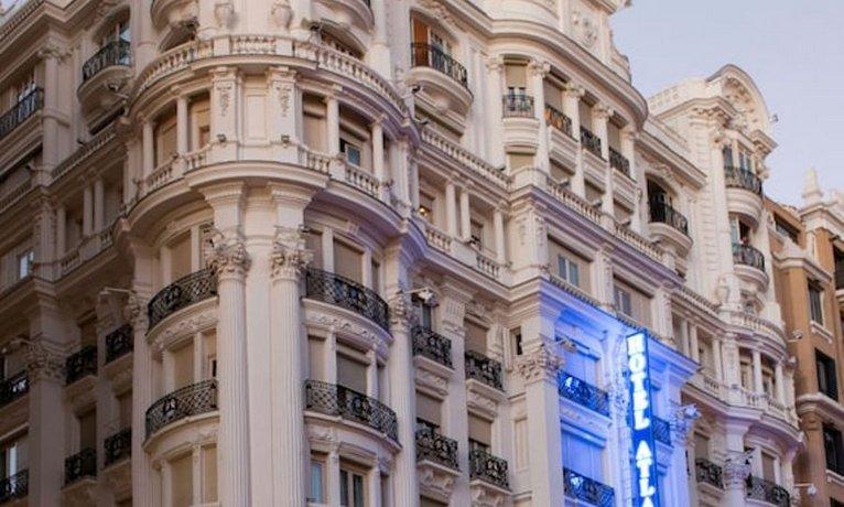 Hotel Atlantico Madrid