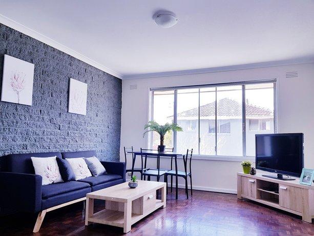 Photo: Clayton apartment