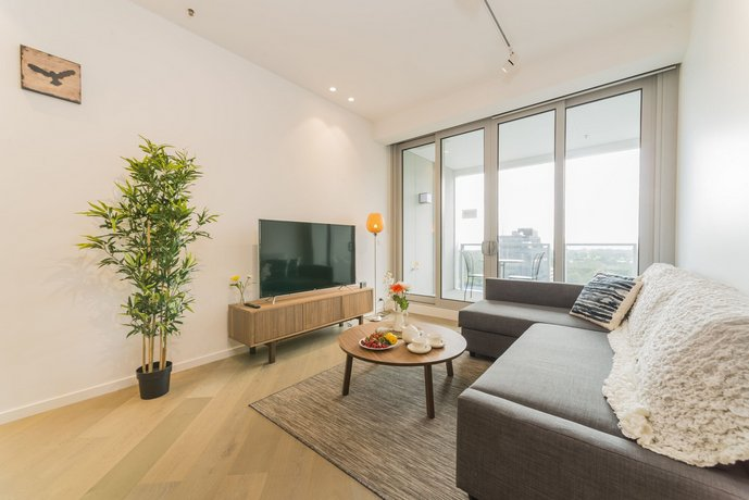 Photo: Pride Fawkner Apartments Bay-view LXII