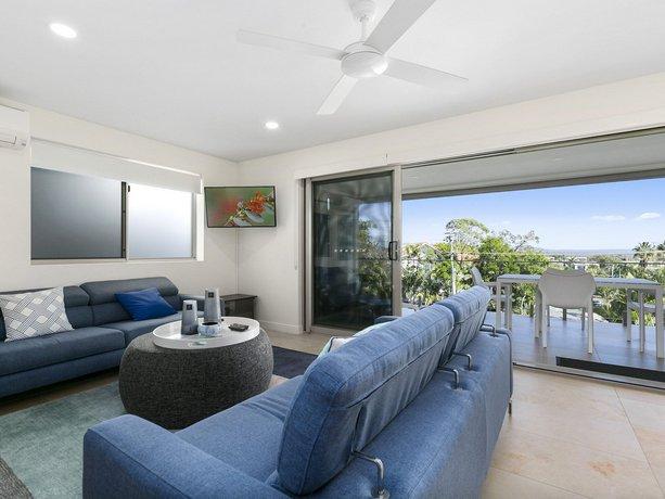 Photo: Breathtaking views across Noosa - Unit 1 Taralla 18 Edgar Bennett Avenue