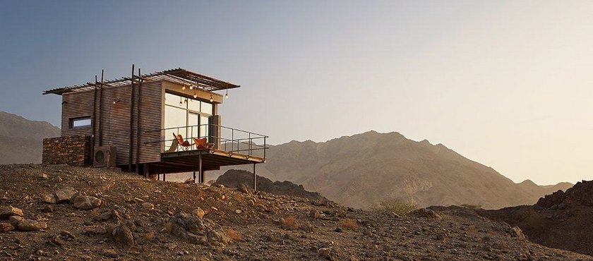 Hatta Damani Lodges Resort Images