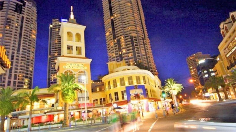 Photo: The Towers of Chevron Renaissance - Holidays Gold Coast