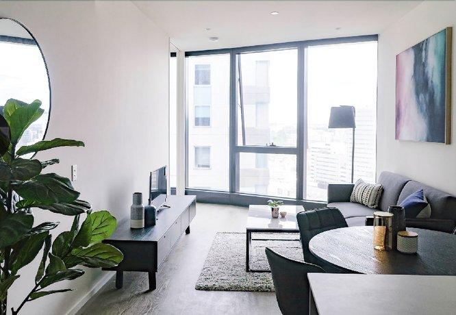 Photo: DreamHost Apartments at Southbank