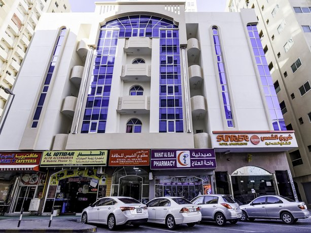 OYO 149 Sun Rise Hotel Apartment Sharjah 이미지