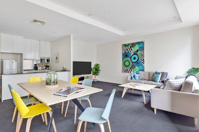 Photo: Nook Melbourne Apartments Collins Street - Melbourne CBD