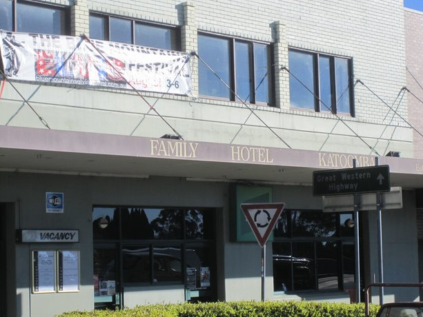 Photo: Katoomba Hotel